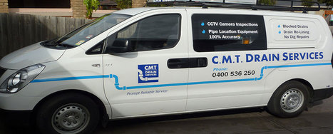 Best Blocked Drains in Melbourne, Australia | CMT Drain Services | Scoop.it