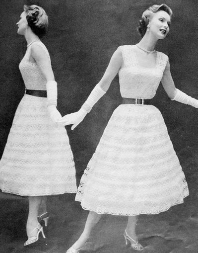 INSTANT PDF PATTERN 1950s | Vintage Living Today For A Future Tormorrow | Scoop.it