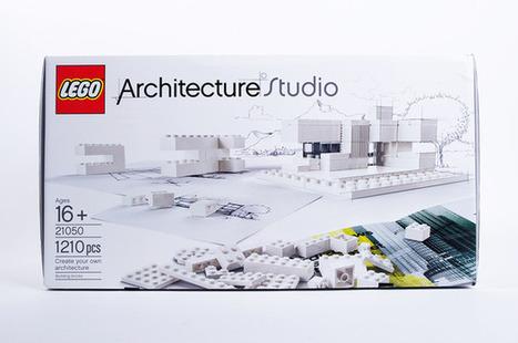 Lego Architecture Studio | Design & Architecture | Scoop.it