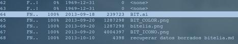 Recuperar archivos borrados en Windows con un Live CD de Ubuntu | Herramientas digitales | Scoop.it