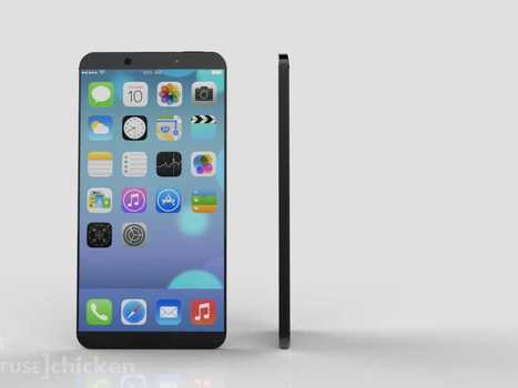 Apple Curved iPhone Screens - Business Insider | iPhone and iPads | Scoop.it