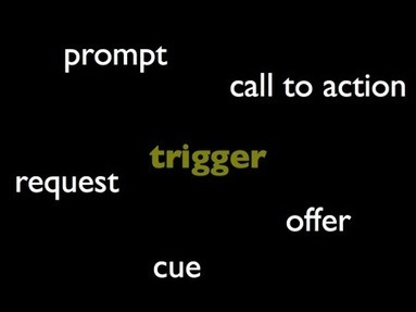 Behavior Model - Triggers | 21st Century Leadership | Scoop.it