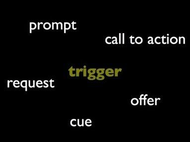 Behavior Model - Triggers | Expertiential Design | Scoop.it
