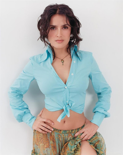 Celebrity for the World: Salma Hayek a qeen of Mexican drug: Travolta Drug Enforcement Administration agent | Celebrity for the world | Scoop.it