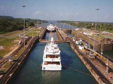 Le canal de Panama : un ouvrage impressionnant | A visiter | Scoop.it