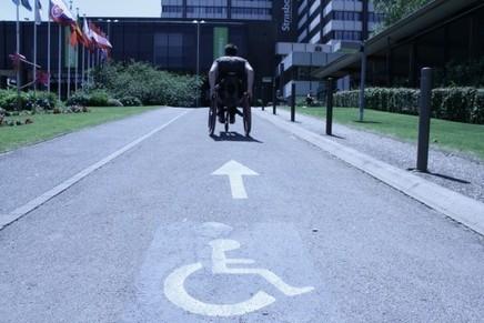 Strasbourg encore inaccessible aux handicapés - Rue89 Strasbourg | Réseaux sociaux, Recrutement et Handicap | Scoop.it
