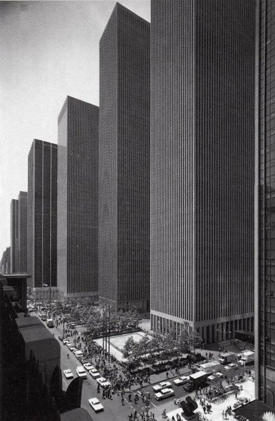 solidspace: Skyscrapers on 6th Avenue in 1974 ...   Digital-News on Scoop.it today   Scoop.it