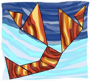 Construye tu propio juego de tangram - enseñanza de las matemáticas | matestic | Scoop.it