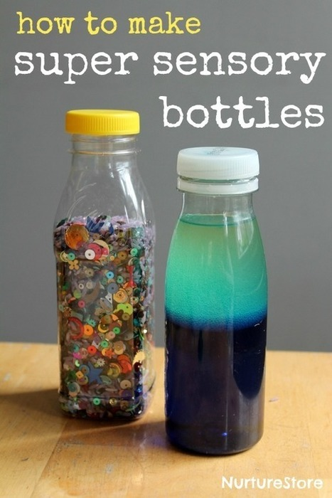 Turn plastic bottles into toys! | Learn through Play - pre-K | Scoop.it