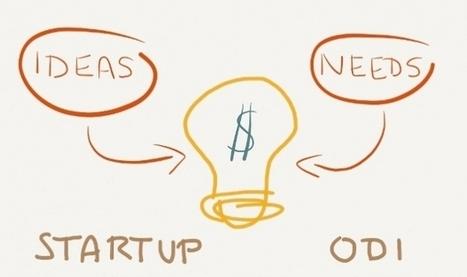 Les 10 points qui font qu'une bonne idée peut devenir une bonne startup | Social Media & Entrepreneurship | Scoop.it