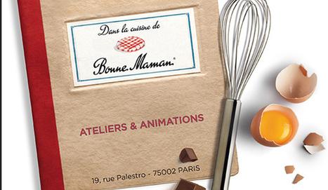 La cuisine de Bonne Maman vous ouvre ses portes | Communication, marketing & agroalimentaire | Scoop.it