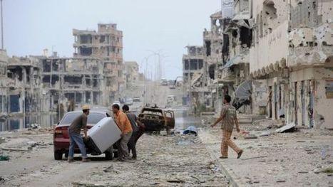 Islamic State foothold in Libya poses threat to Europe - BBC News #VivaGaddafi | Saif al Islam | Scoop.it