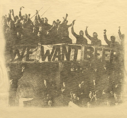 """We Want Beer"" Parade 1932 labor protest of prohibition- Retronaut 