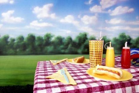 Tablecloth trick | Tablecloth | Scoop.it