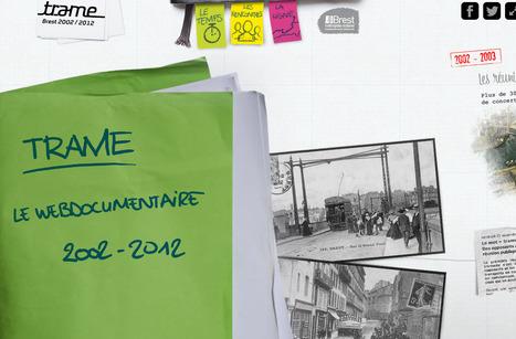 Trame - Brest 2002 / 2012 | Interactive & Immersive Journalism | Scoop.it