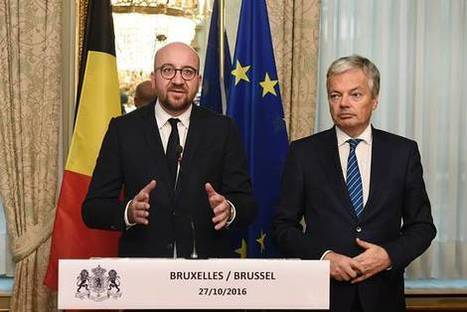 Belgium Reaches Agreement to Back Stalled EU-Canada Trade Deal | YGlobalBiz Education | Scoop.it