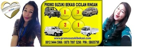 PROMO SUZUKI BEKASI CICILAN RINGAN   Promo Suzuki   BERITA SATU MEDIA   Scoop.it