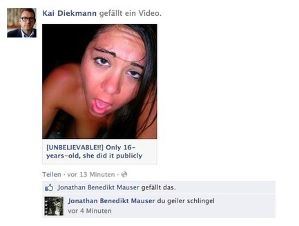 Kai Diekmann tappt in die Porno-Falle | Social Media Superstar | Scoop.it