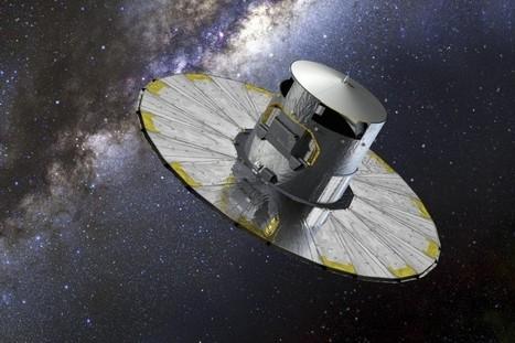 Le télescope spatial européen Gaia opérationnel | Astronomie et espace | The Blog's Revue by OlivierSC | Scoop.it