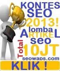 Pemenang Kontes Seo Seruu (penting,panas,perlu dan seruu) | Penting, Panas, Perlu dan Seruu | Scoop.it