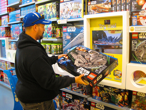 Augmented Reality Brings 3-D to Retail | Intel Free Press | Scoop.it