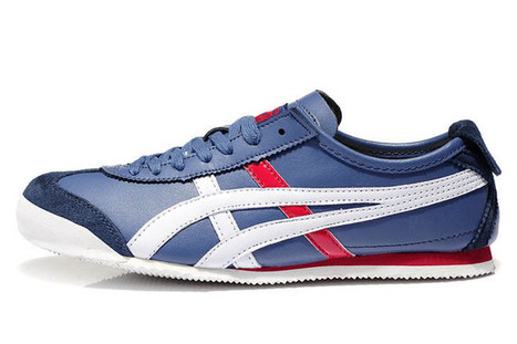 Mens Onitsuka Tiger Mexico 66 Lauta Blue White Shoes | popular and new list | Scoop.it