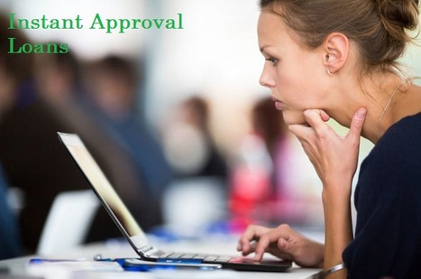 Instant Cash Loans- Amount Transferred To Your Account With Deal With Unplanned Expenses | Instant Cash Loans | Scoop.it
