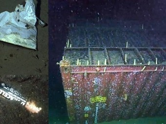 Researchers study 18,000 hours of deep sea footage, find ocean seafloor is covered in trash | In Deep Water | Scoop.it