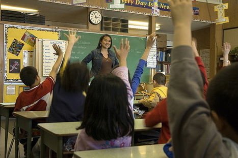 Studie: Grundschullehrerbelastung schlägt auf die Schüler durch | News4teachers | Beruf: Lehrer | Scoop.it