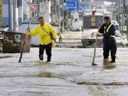 Typhoon Namtheun makes landfall in Japan after 17 killed by Lionrock last week - Travelandtourworld.com | Travel And Tourism | Scoop.it