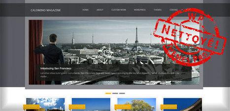 20 Nouveaux Thèmes Wordpress Gratuits pour 2012 - WP Themes Pro | Template & Webdesign | Scoop.it