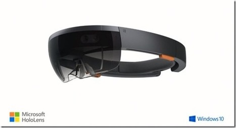 Windows 10: The Next Chapter…with Holograms! - Premier Developer - Site Home - MSDN Blogs | .NET World | Scoop.it