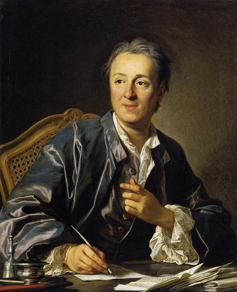 """""""Reality is forever in flux"""": Ernst Cassirer explains Diderot's philosophy   ENCCRE   Scoop.it"""