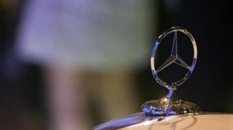 France bans sales of Mercedes models | Politically Incorrect | Scoop.it