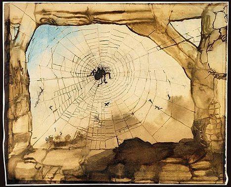 Visite guidée : Les arcs-en-ciel du noir, quand Victor Hugo dessinait - Arts et scènes - Télérama.fr | Ca m'interpelle... | Scoop.it