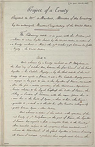 Louisiana Purchase: Primary Documents of American History (Virtual Programs & Services, Library of Congress) | Westward Expansion | Scoop.it