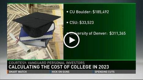 College could cost over $300k in 10 years | 9news.com | Sustain Our Earth | Scoop.it