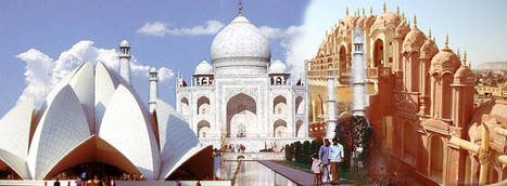 Golden Triangle Tour 2 Nights 3 days -Delhi Car Rental | Famous Artists Biographies | Scoop.it