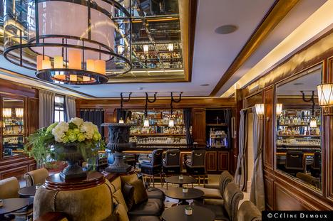 Le Bar de l'Hôtel le Belmont : new kid on the block ! | Hôtels de luxe | Scoop.it