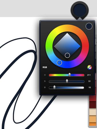 There is a new iPad Sketchbook in town, and it's all about quality 'ink'   iGo With My iPad   Curtin iPad User Group   Scoop.it