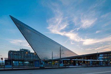 Rotterdam Centraal Station | The Architecture of the City | Scoop.it