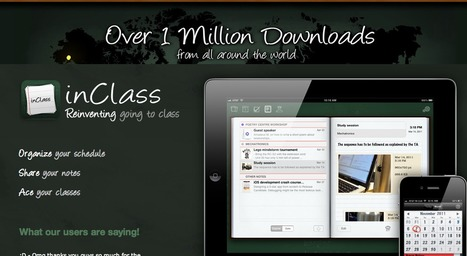 inClass - The last school app you'll ever need | IKT och iPad i undervisningen | Scoop.it