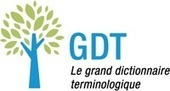 Grand dictionnaire terminologique : nouvelle version en ligne - NetPublic | TICE & FLE | Scoop.it