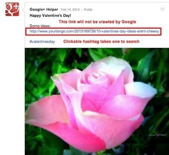 GooglePlus Helper: Link dumping is not recommended on Google+   GooglePlus Expertise   Scoop.it