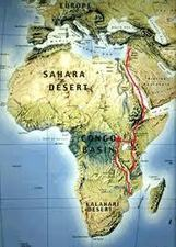 Scientists find giant reservoir of magma under eastern horn of Africa | 8th Grade Earth Science | Scoop.it