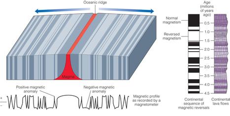 3.5. Proves de la teoria de la tectònica de plaques | Ciències del món contemporani | Scoop.it