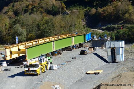Les travaux pour le contournement de Cadéac avancent | Vallée d'Aure - Pyrénées | Scoop.it