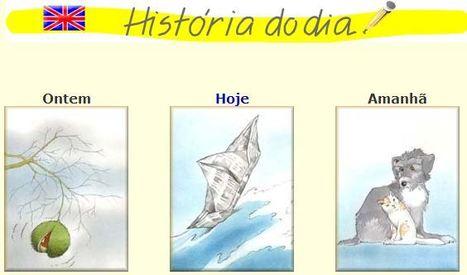 História do Dia   Português Língua Estrangeira   Scoop.it