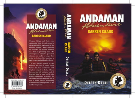 Wildscapes Product Store - Books - Andaman Adventure – Barren Island | nature friendly products | Scoop.it