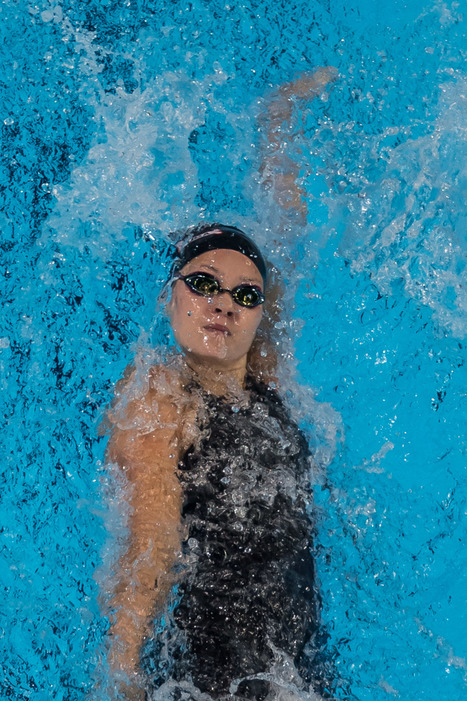 Olivia Smoliga Maintains Top Spot in 100 Back; Missy Franklin 7th | Competitive swimming | Scoop.it
